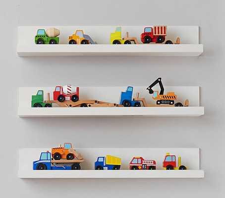 Toy Ledge - Pottery Barn Kids
