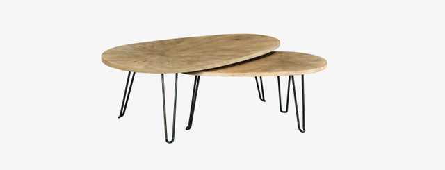 Alix Bunching Coffee Table - Joybird