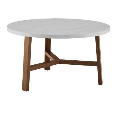 Marisela Round Coffee Table - AllModern