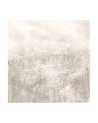 TAUPE FROST Unframed Art - McGee & Co.