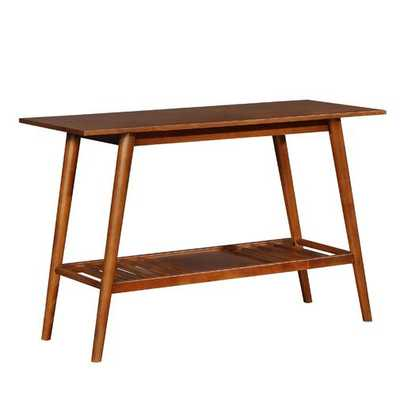 Brock Solid Wood Console Table - AllModern
