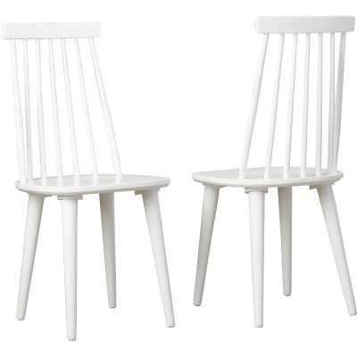 Clarence Side Chair (Set of 2) - AllModern
