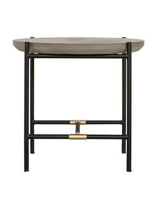 MARINO SIDE TABLE - McGee & Co.