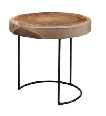 Suar Wood Table - Rosen Studio