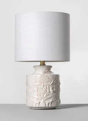 Ceramic Table Lamp White - Opalhouse - Target