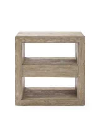 Atelier Side Table With Drawer - Serena and Lily