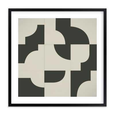 "Off the Grid 03, 16"" X 16"", black frame - Minted"