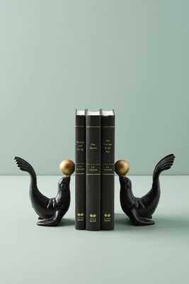 Seal Bookends - Anthropologie