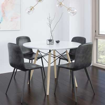 Kori 5 piece Dining Set - Wayfair