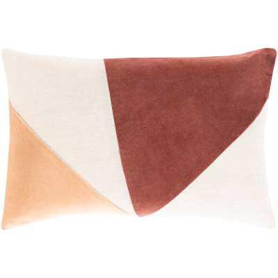 Perlita Lumbar Pillow - AllModern