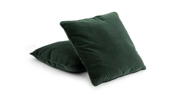 Lucca Balsam Green Pillow Set (Set of 2) - Article