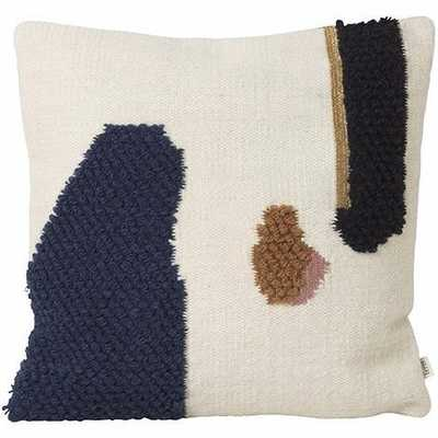 Loop Cushion in Mount by Ferm Living - Burke Decor