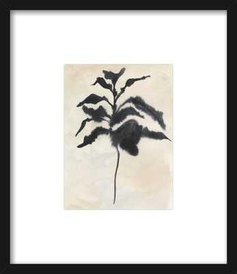 Blur- 8x10- Contemporary Thin Black Wood Frame - Artfully Walls