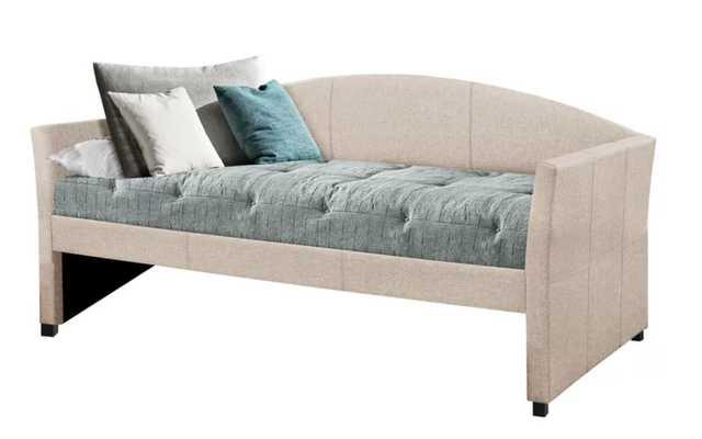 Alvina Upholstered Daybed - Wayfair