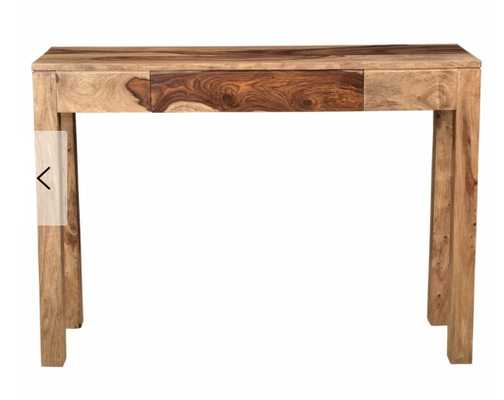 Spurlock Solid Wood Console Table - Wayfair