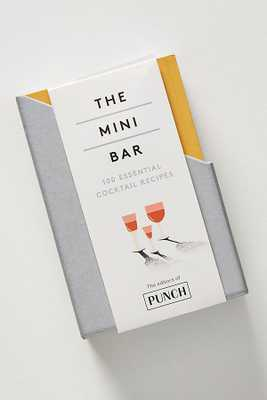 The Mini Bar Book - Anthropologie