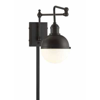 Gillenwater 1-Light Swing Arm Lamp - Wayfair