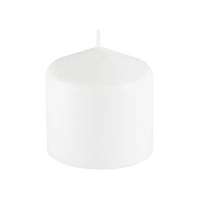 Unscented Pillar Candle (Set of 3) - Wayfair