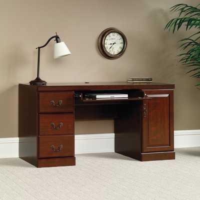 Clintonville Executive Desk - Wayfair