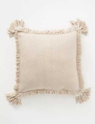 Amber Lewis for Anthropologie Fringed Joshua Pillow - Anthropologie