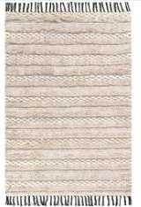 Handmade Emerita Tassel Shag - 6' x 9' - Loom 23