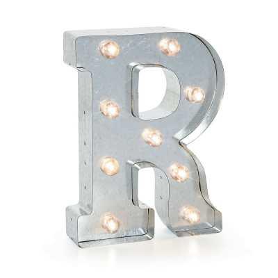 "Hansell Marquee Letter Blocks - ""R"" - Wayfair"