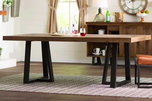Barnaby Dining Table - Birch Lane