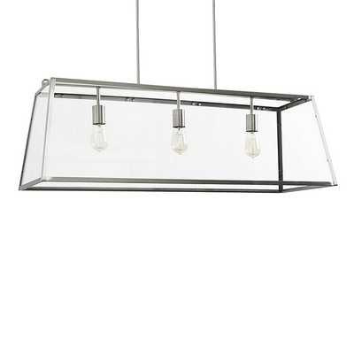 Eldridge Rectangular Chandelier - Ballard Designs