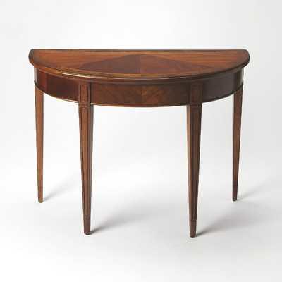 HAMPTON CONSOLE TABLE - Perigold