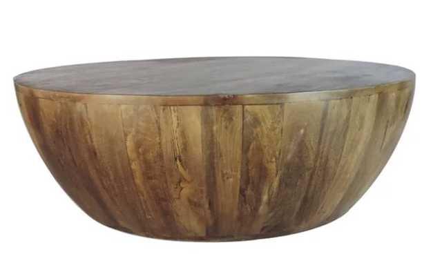 Wood Coffee Table - Birch Lane