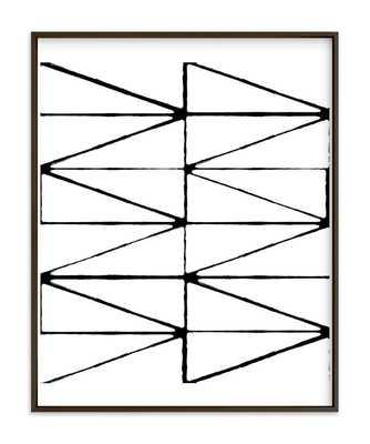 visionary 2 - 16x20- Matte Black - Minted
