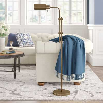"Baumgartner 55"" Task/Reading Floor Lamp RESTOCK IN JUN 18,2021. - Wayfair"