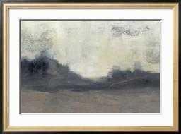 Mountain Silhouette II - art.com