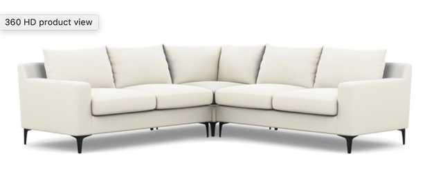 Sloan Corner Sectional Sofa - Interior Define