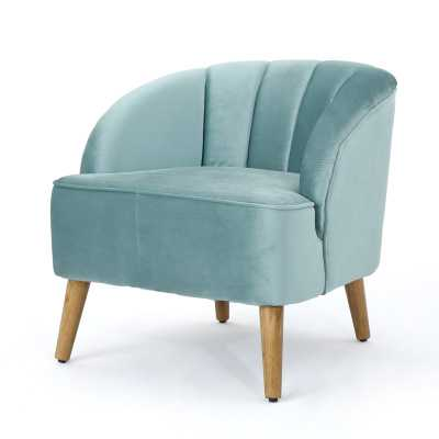 Javion Modern Barrel Chair - Wayfair