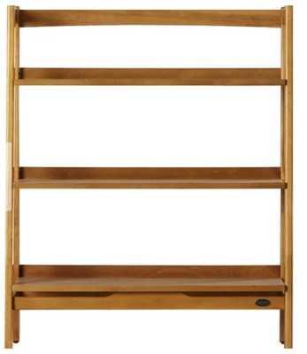 Easmor Ladder Bookcase, Acorn - Wayfair
