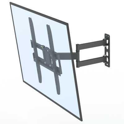 """Full Motion TV Bracket Tilt Swivel Wall Mount for 32""""-60"""" Screens - Wayfair"""