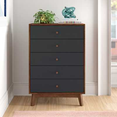 Ronan 5 Drawer Chest - Wayfair