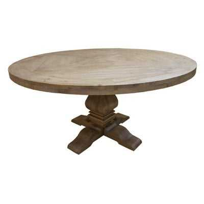 Magaw Solid Wood Dining Table - AllModern