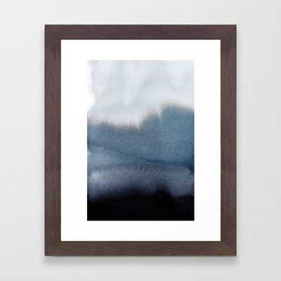 In Blue Art Print - Small - Society6
