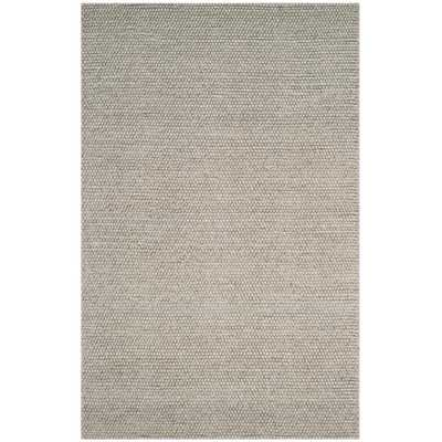 Natura Silver 5 ft. x 8 ft. Area Rug - Home Depot