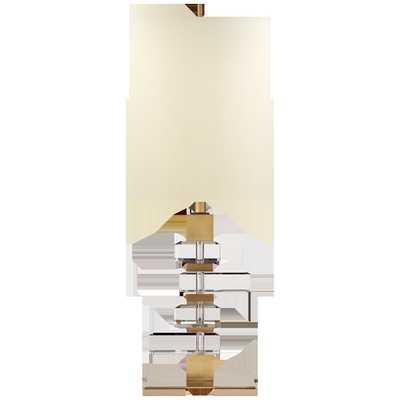 Moreau Medium Table Lamp in Various Colors - Burke Decor