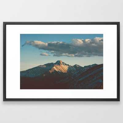 "Catching the Sun Framed Art Print - 26"" x 38"" - Society6"