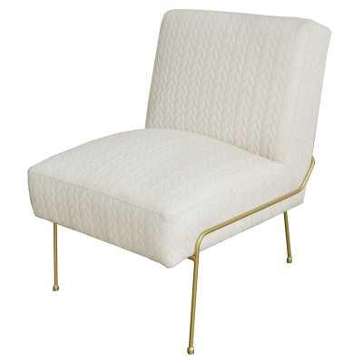 Kourtnee Slipper Chair - AllModern