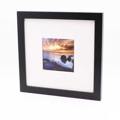 Gibrilla Square Wood Picture Frame - Wayfair