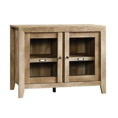 Riddleville 2 Door Display Cabinet - Wayfair