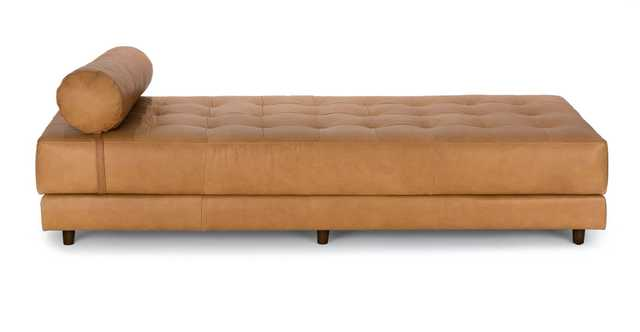 Sven Charme Tan Daybed - Article