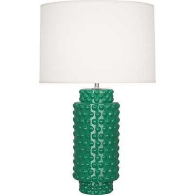 CERAMIC POP TABLE LAMP - LARGE - Shades of Light