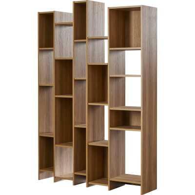 Viper Geometric Bookcase - AllModern