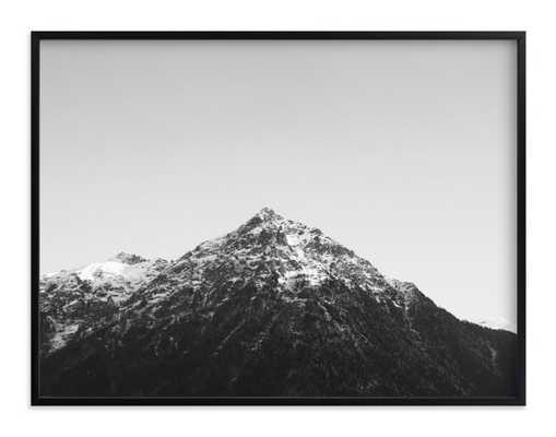 "The Peak 30 x 40"" - Minted"